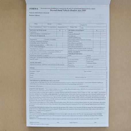 form 33 rto