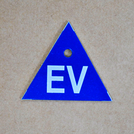 S104 - EV Tags (Electric-powered Vehicle Tags)