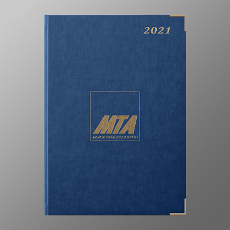 S08 - MTA DIARY 2021 **SOLD OUT**